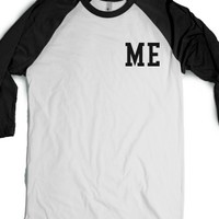 White/Black T-Shirt | Funny Vine Shirts