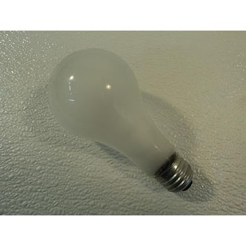 GTE Sylvania 100 Watt Incandescent Light Bulb Lamp Frost E26 Medium Base A2145-B -- New