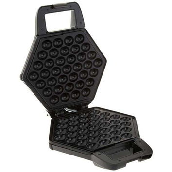 Bubble-Shaped Waffle Maker