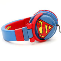 DC Comics Superman Headphones