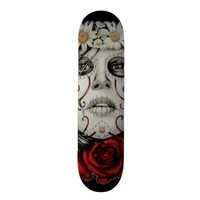 D.O.D. SKATE BOARD DECKS from Zazzle.com