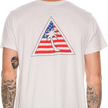 CATCH SURF AMERICA SS TEE
