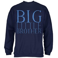 Big Little Brother Mens Sweatshirt