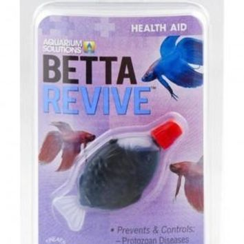 Hikari Betta Revive Fish Health Aid Medication .08 oz