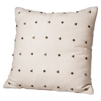 Nate Berkus™ Decorative Pillow with Studs - 18x18""