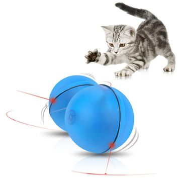 LED Chase Exercise Cat Ball