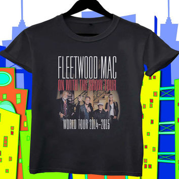 Fleetwood Mac Tour shirt Stevie Nicks Tshirt S M L XL XXL