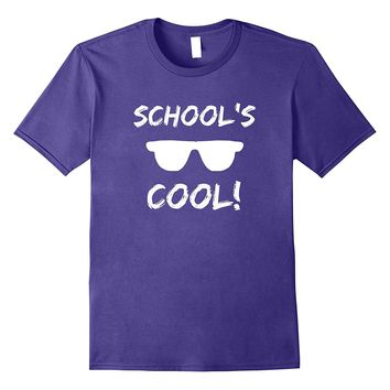 Funny Teacher T Shirt Fun and Cool School Student Gift Tee