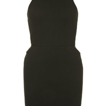 TALL Cut-Out Bodycon Dress - Black