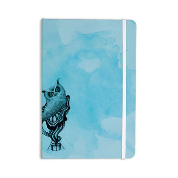 "Graham Curran ""Owl III"" Everything Notebook"