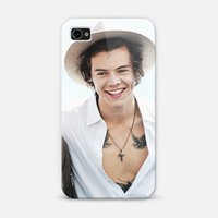 Harry Styles iPhone 4/4S case by christine👋 | Casetify