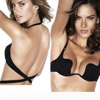 Women Bra plunge u Underwire Lingerie women sexy bra Underwear Push-Up Brassiere Support Bra Pushup Underwear Sexy Push Up Bra