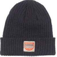 Diamond Heavyweight Beanie Navy