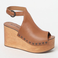 Matisse Tiegs Wooden Wedges at PacSun.com