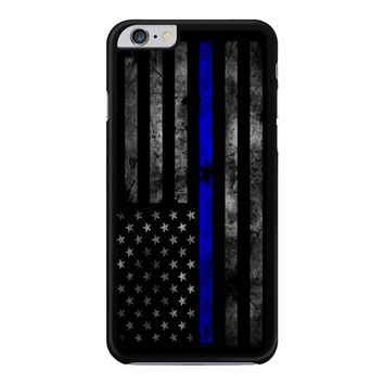 American Police Officer The Thin Blue Line iPhone 6 Plus / 6S Plus