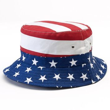 Urban Pipeline Americana Bucket Hat - Men, Size: