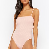 Motel Open-Back Bodysuit