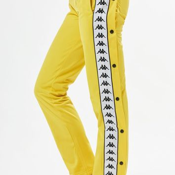 Kappa Slim Snap Pants at PacSun.com