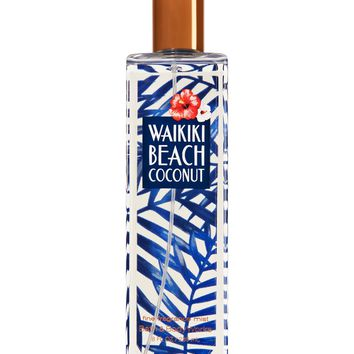 Bath & Body Works WAIKIKI BEACH COCONUT Fragrance Mist 8 oz