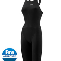 Speedo Female LZR Elite Recordbreaker Knee at SwimOutlet.com - Free Shipping