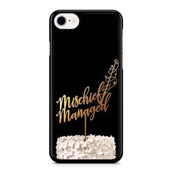 Mischief Managed Harry Potter iPhone 8 Case