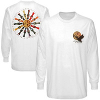 SEC Gear SEC Duck Calls Long Sleeve T-Shirt - White