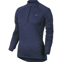 Nike Women's Element Sphere Half Zip Long Sleeve Running Shirt | DICK'S Sporting Goods