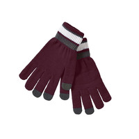 Holloway 223838 Comeback Gloves - Maroon White Graphite