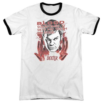 Dexter - Blood Adult Ringer