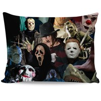 Cinema Killers Pillow Case