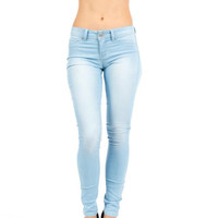 Lightwash Jeggings
