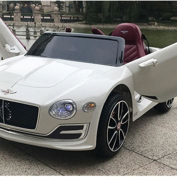 Bentley EXP12 Ride-On 12V Electric Kids Car