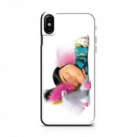 Despicable Me agnes and unicorn iPhone X Case