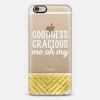 Goodness Gracious 03 iPhone 6 case by Noonday Design | Casetify