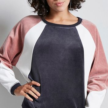 Active Colorblock Pullover