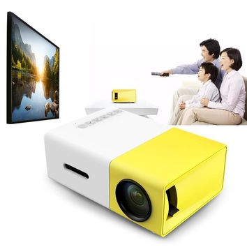 THE MOVIE & GAMING PROJECTOR
