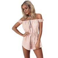 Women Sexy Rompers Playsuit combinaison
