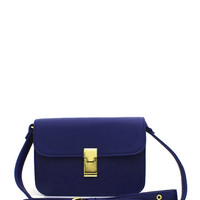 leather-buckle-strap-satchel BLACK BRICK DKBURGUNDY FOREST MUSTARD ROYAL - GoJane.com