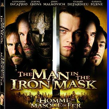 Leonardo DiCaprio & John Malkovich & Randall Wallace-Man in the Iron Mask