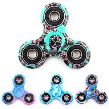 Tri spinner Antistress Fidget Hand Finger Spinner lot game Function Spinning Toy Stress Wheel Any-steering Stres Spiner Toys