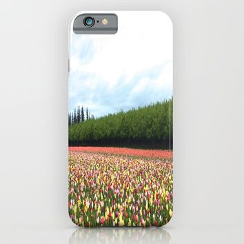 Springtime  iPhone & iPod Case by Casey J. Newman