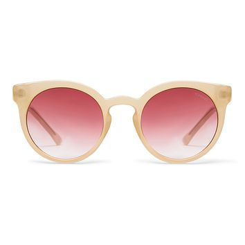 Komono - Lulu Pale Blush Sunglasses