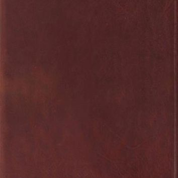 The Holy Bible: English Standard Version Brown Natural Leather Journaling Bible