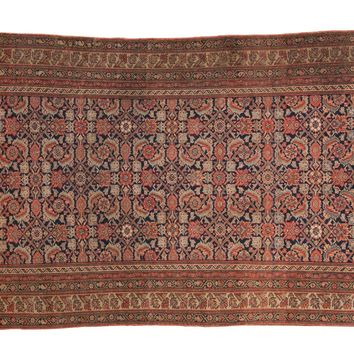 3.5x6 Antique Mission Malayer Rug