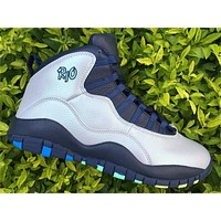 Air Jordan 10 Rio Basketball Shoes 40-47