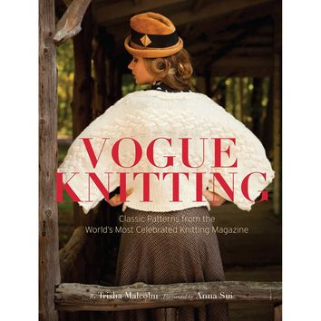Random House Books-Vogue Knitting