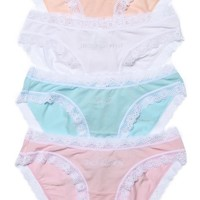 Cheek Frills The Bride Panty Set