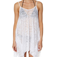 BILLABONG DREAMER DRESS - WHITE