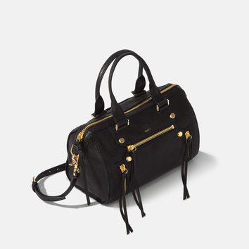 Logan Satchel - Designer Leather satchel | Botkier