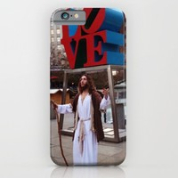 Love Jesus iPhone & iPod Case by UMe Images